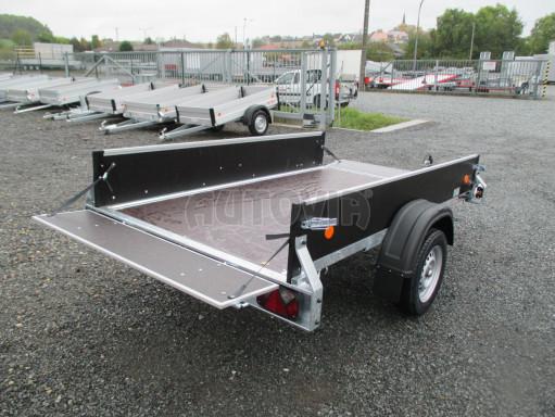 Přívěsný vozík sklopný ZV 27 N1 skl 2,50x1,48/0,35M POČ č.41