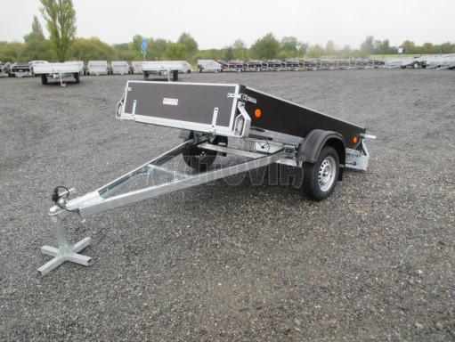 Přívěsný vozík sklopný ZV 27 N1 skl 2,50x1,48/0,35M POČ č.10