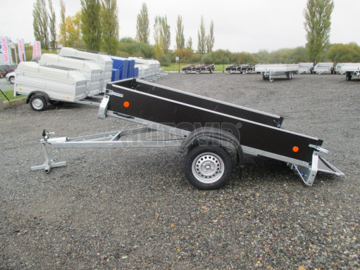 Přívěsný vozík sklopný ZV 27 N1 skl 2,50x1,48/0,35M POČ č.45