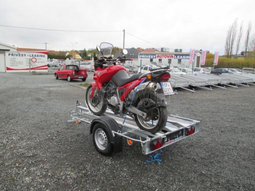 Přívěsný vozík pro přepravu motocyklů MOTO 750kg 2,06x1,09* č.12