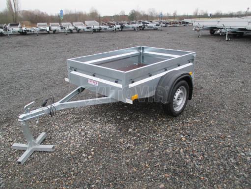 Přívěsný vozík za osobní auto PV Basic 750kg N1  1,59x1,09/0,34 č.1