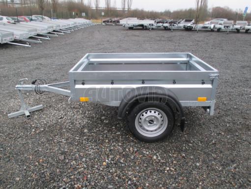 Přívěsný vozík za osobní auto PV Basic 750kg N1  1,59x1,09/0,34 č.2