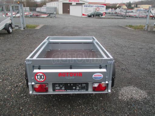 Přívěsný vozík za osobní auto PV Basic 750kg N1  1,59x1,09/0,34 č.4