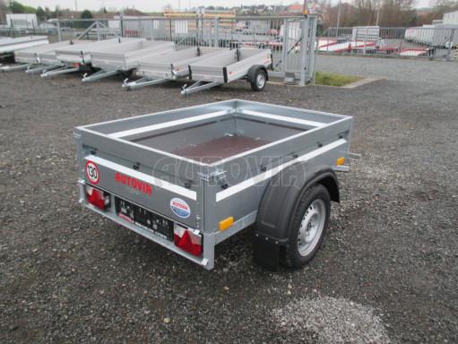 Přívěsný vozík za osobní auto PV Basic 750kg N1  1,59x1,09/0,34 č.5