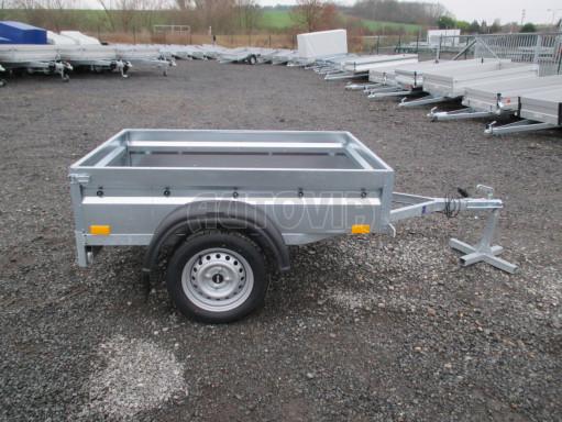 Přívěsný vozík za osobní auto PV Basic 750kg N1  1,59x1,09/0,34 č.6