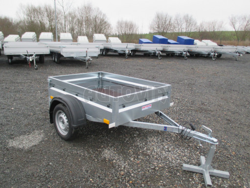 Přívěsný vozík za osobní auto PV Basic 750kg N1  1,59x1,09/0,34 č.7