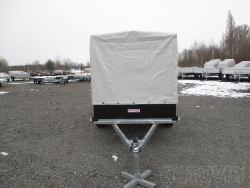 Přívěs za osobní auto s plachtou ZV 26 750kg N1 2,50x1,30/1,33 č.6