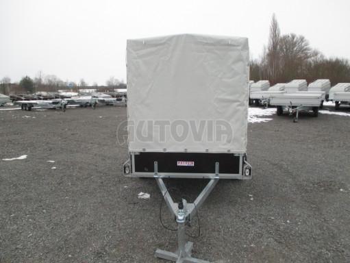 Přívěs za osobní auto ZV 26 750kg N1 2,50x1,30/1,57 POČ č.4