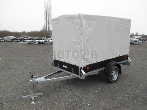 Přívěs za osobní auto ZV 26 750kg N1 2,50x1,30/1,57 POČ č.1