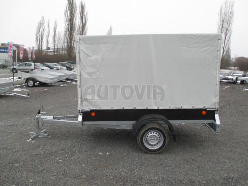 Přívěs za osobní auto ZV 26 750kg N1 2,50x1,30/1,57 POČ č.5