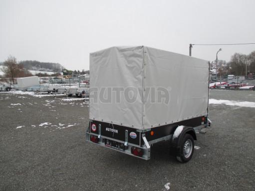 Přívěs za osobní auto ZV 26 750kg N1 2,50x1,30/1,57 POČ č.8