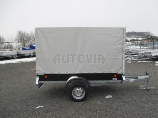 Přívěs za osobní auto ZV 26 750kg N1 2,50x1,30/1,57 POČ č.9