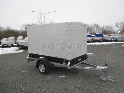 Přívěs za osobní auto ZV 26 750kg N1 2,50x1,30/1,57 POČ č.10