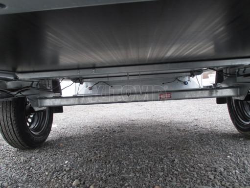 Přívěs za osobní auto ZV 26 750kg N1 2,50x1,30/1,57 POČ č.11