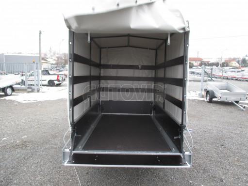Přívěs za osobní auto ZV 26 750kg N1 2,50x1,30/1,57 POČ č.12