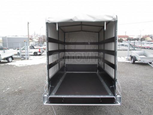 Přívěs za osobní auto ZV 26 750kg N1 2,50x1,30/1,57 POČ č.13