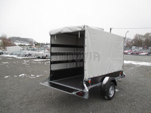 Přívěs za osobní auto ZV 26 750kg N1 2,50x1,30/1,57 POČ č.14