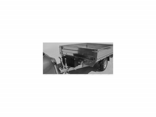 Bedna na nářadí Blackit II 550mm x 250mm x 294mm č.5