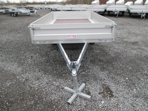 Nebrzděný přívěsný vozík ZV 32/35 750kg N1 3,50x1,80/0,35ZN** č.10