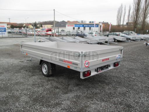 Nebrzděný přívěsný vozík ZV 32/35 750kg N1 3,50x1,80/0,35ZN** č.5