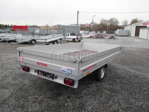 Nebrzděný přívěsný vozík ZV 32/35 750kg N1 3,50x1,80/0,35ZN** č.7