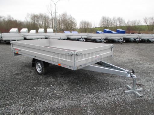 Nebrzděný přívěsný vozík ZV 32/35 750kg N1 3,50x1,80/0,35ZN** č.9