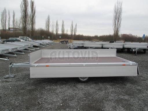 Nebrzděný přívěsný vozík ZV 32/35 750kg N1 3,50x1,80/0,35ZN** č.11