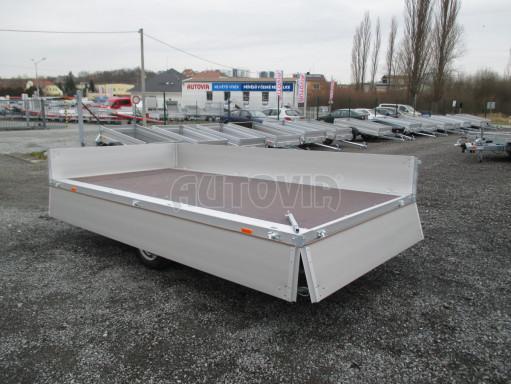 Nebrzděný přívěsný vozík ZV 32/35 750kg N1 3,50x1,80/0,35ZN** č.3