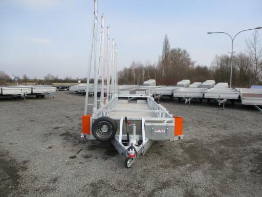 POOL - Transporter přepravník bazénů BA 3,5T B3 8,70x1,74* č.4