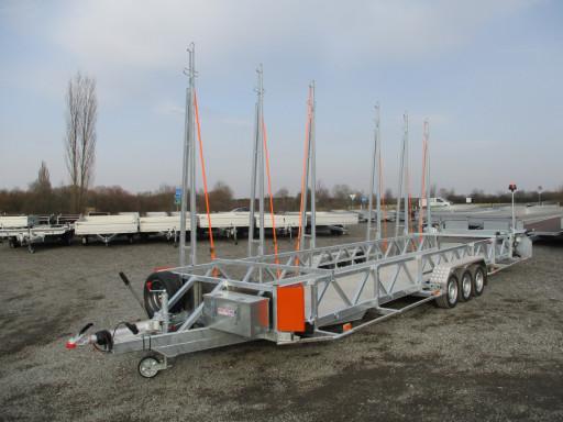 POOL - Transporter přepravník bazénů BA 3,5T B3 8,70x1,74* č.2