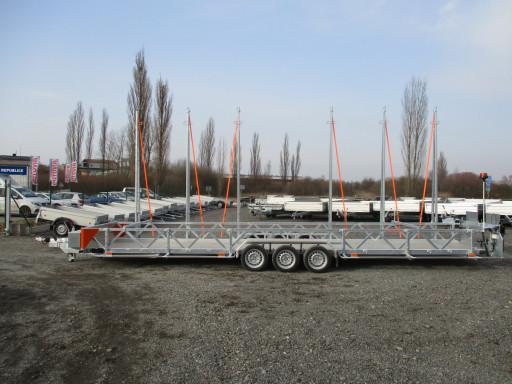 POOL - Transporter přepravník bazénů BA 3,5T B3 8,70x1,74* č.3