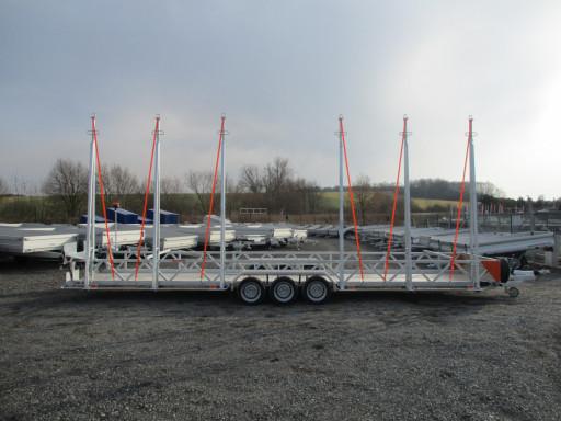 POOL - Transporter přepravník bazénů BA 3,5T B3 8,70x1,74* č.7