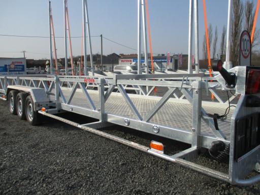 POOL - Transporter přepravník bazénů BA 3,5T B3 8,70x1,74* č.14