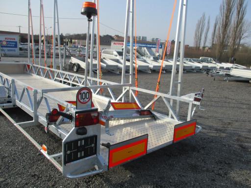 POOL - Transporter přepravník bazénů BA 3,5T B3 8,70x1,74* č.18