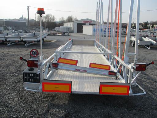 POOL - Transporter přepravník bazénů BA 3,5T B3 8,70x1,74* č.19