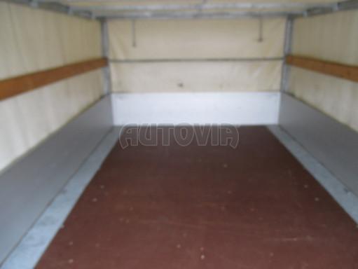 Bazarový přívěs za osobní auto s plachtou ZV 32 1,3T B1 3,00x1,80/1,05 č.10