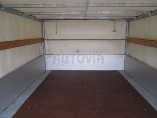 Bazarový přívěs za osobní auto s plachtou ZV 32 1,3T B1 3,00x1,80/1,05 č.11