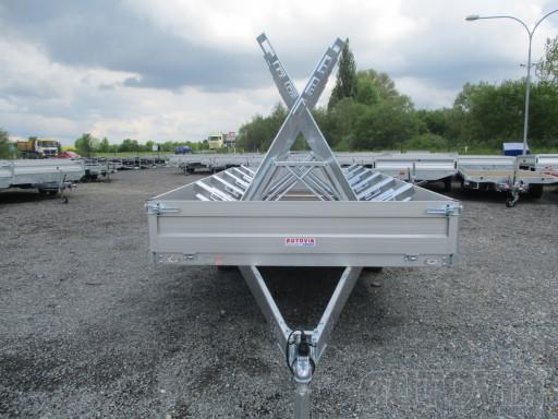 Cyklo 22 nákladní přívěs ZV 41 750kg N1 4,17x2,00/0,35 zes náprava** č.5