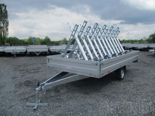 Cyklo 22 nákladní přívěs ZV 41 750kg N1 4,17x2,00/0,35 zes náprava** č.2