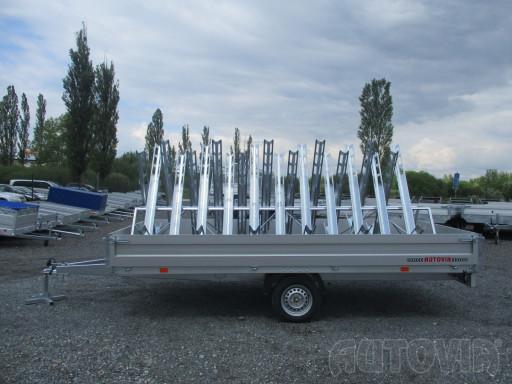 Cyklo 22 nákladní přívěs ZV 41 750kg N1 4,17x2,00/0,35 zes náprava** č.6