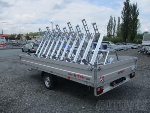 Cyklo 22 nákladní přívěs ZV 41 750kg N1 4,17x2,00/0,35 zes náprava** č.3