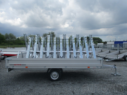 Cyklo 22 nákladní přívěs ZV 41 750kg N1 4,17x2,00/0,35 zes náprava** č.8