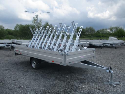 Cyklo 22 nákladní přívěs ZV 41 750kg N1 4,17x2,00/0,35 zes náprava** č.1