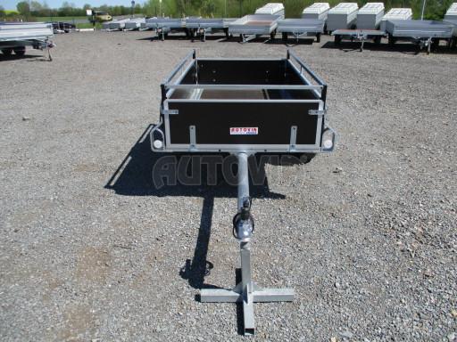 Nebrzděný nákladní přívěs ZV 21 N1 2,06x1,10/0,35 RE POČ M-profil č.1