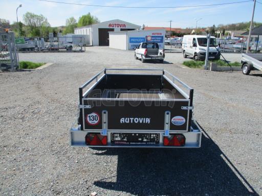 Nebrzděný nákladní přívěs ZV 21 N1 2,06x1,10/0,35 RE POČ M-profil č.5
