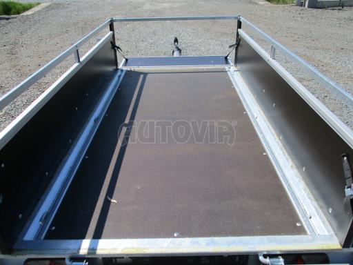 Nebrzděný nákladní přívěs ZV 21 N1 2,06x1,10/0,35 RE POČ M-profil č.14