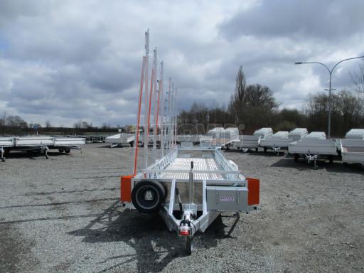 POOL - Transporter přepravník bazénů BA 3,5T B3 9,70x1,74* č.2