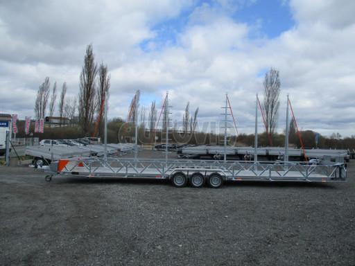 POOL - Transporter přepravník bazénů BA 3,5T B3 9,70x1,74* č.3