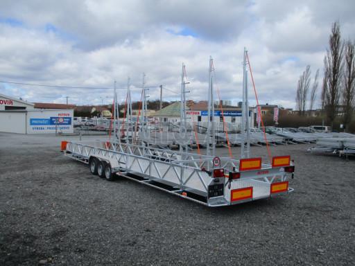 POOL - Transporter přepravník bazénů BA 3,5T B3 9,70x1,74* č.4