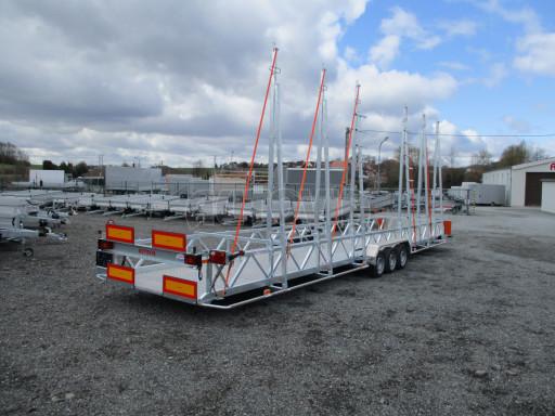POOL - Transporter přepravník bazénů BA 3,5T B3 9,70x1,74* č.6
